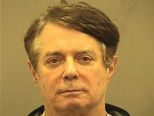 Former Trump campaign chair Paul Manafort