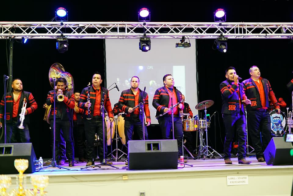 Banda Rorros performing at a past concert. The band will be performing at Sac State to celebrate Mexican Independence Day on Sept. 13.