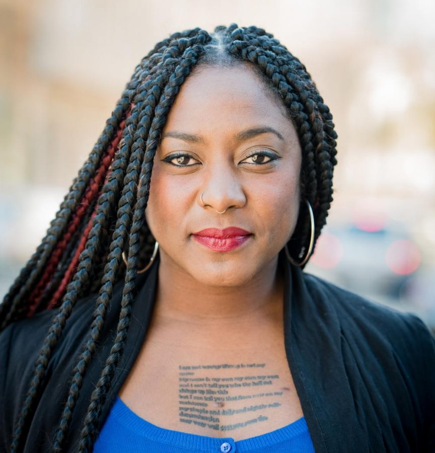 Black Lives Matter co-founder will speak on campus Tuesday