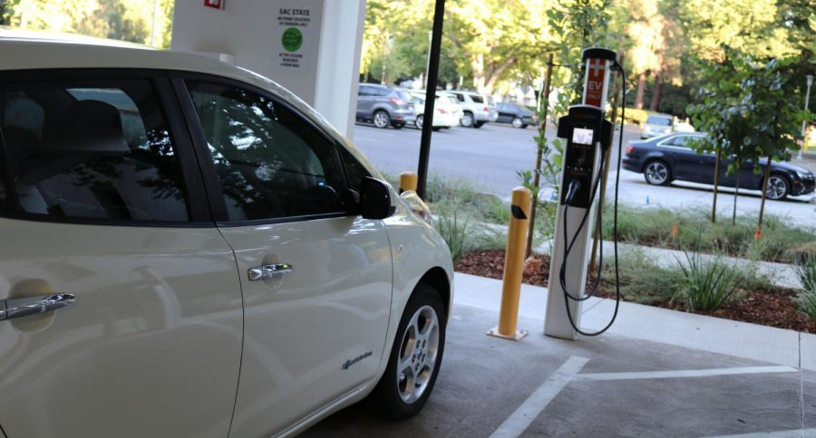 Enough+is+enough%2C+Sac+State.+Let+us+electric+car+drivers+charge+our+cars++for+free.