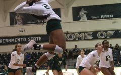 Sac State women's volleyball falls in Boise State Classic