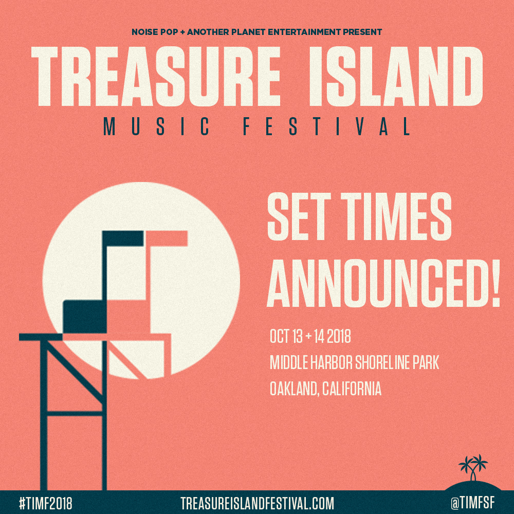 Artists such as Tame Impala, A$AP Rocky and more will perform at this year's Treasure Island Music Festival in Oakland. The lineup features 25 artists that will perform over the course of two days on Oct. 13 and 14.
