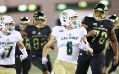 Triple-option too much in Hornets 41-27 loss to Cal Poly
