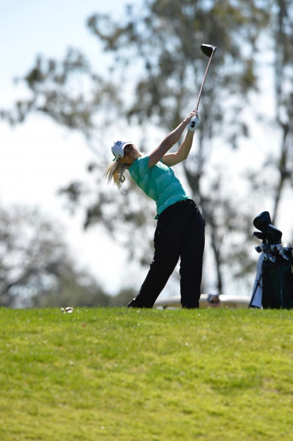 Sac State junior golfer Sofie Babic is one of four returning starters from last season's team. The Hornets didn't finish in the top 10 in either of their first two tournaments in September.