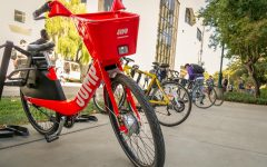 UTAPS partners with JUMP Bikes to solve bike parking issues