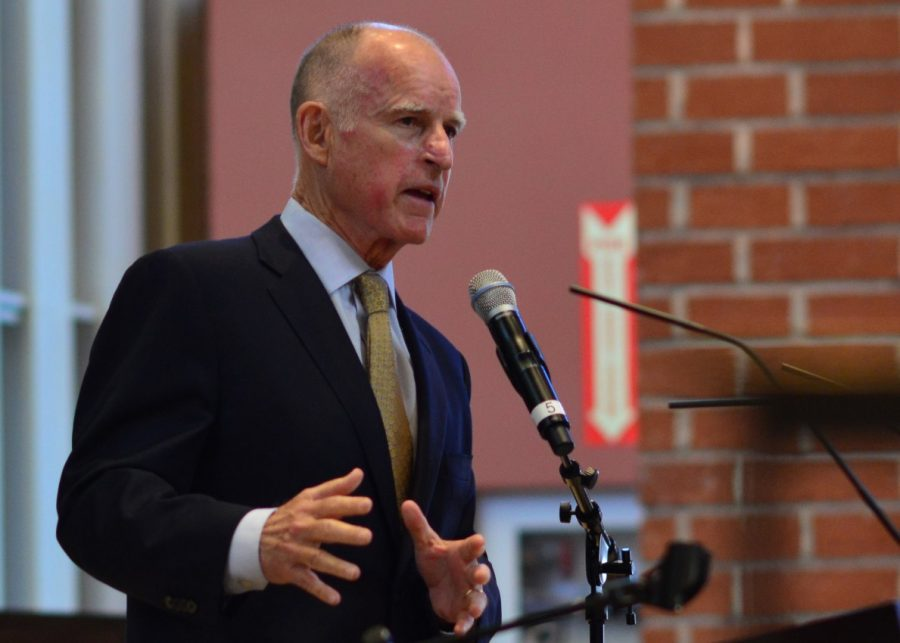Jerry+Brown+has+served+as+California%27s+Governor+for+the+past+eight+years.+Earlier+this+week%2C+Brown+signed+and+vetoed+state+legislation+for+the+last+time+as+governor.
