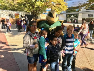 Hispanic families come to Sac State for Feria de Educacion