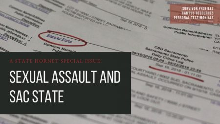 Sexual assault and Sac State: a special package