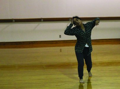 Dancer uses her craft as a healing mechanism