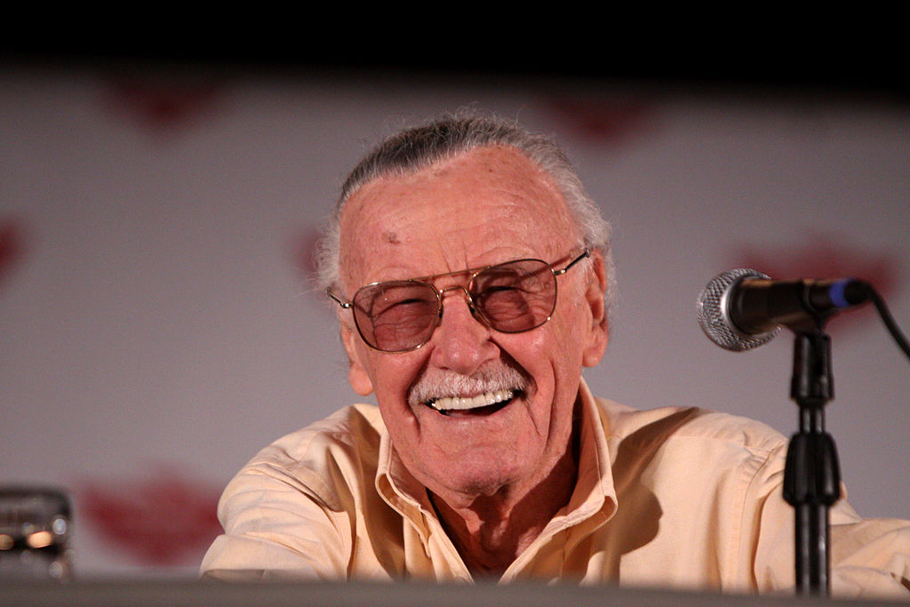 Stan Lee at the 2011 Phoenix Comic-Con. Lee died at the age of 95 on Monday Nov. 12, at Cedars-Sinai Medical Center in Los Angeles,  according to CNN