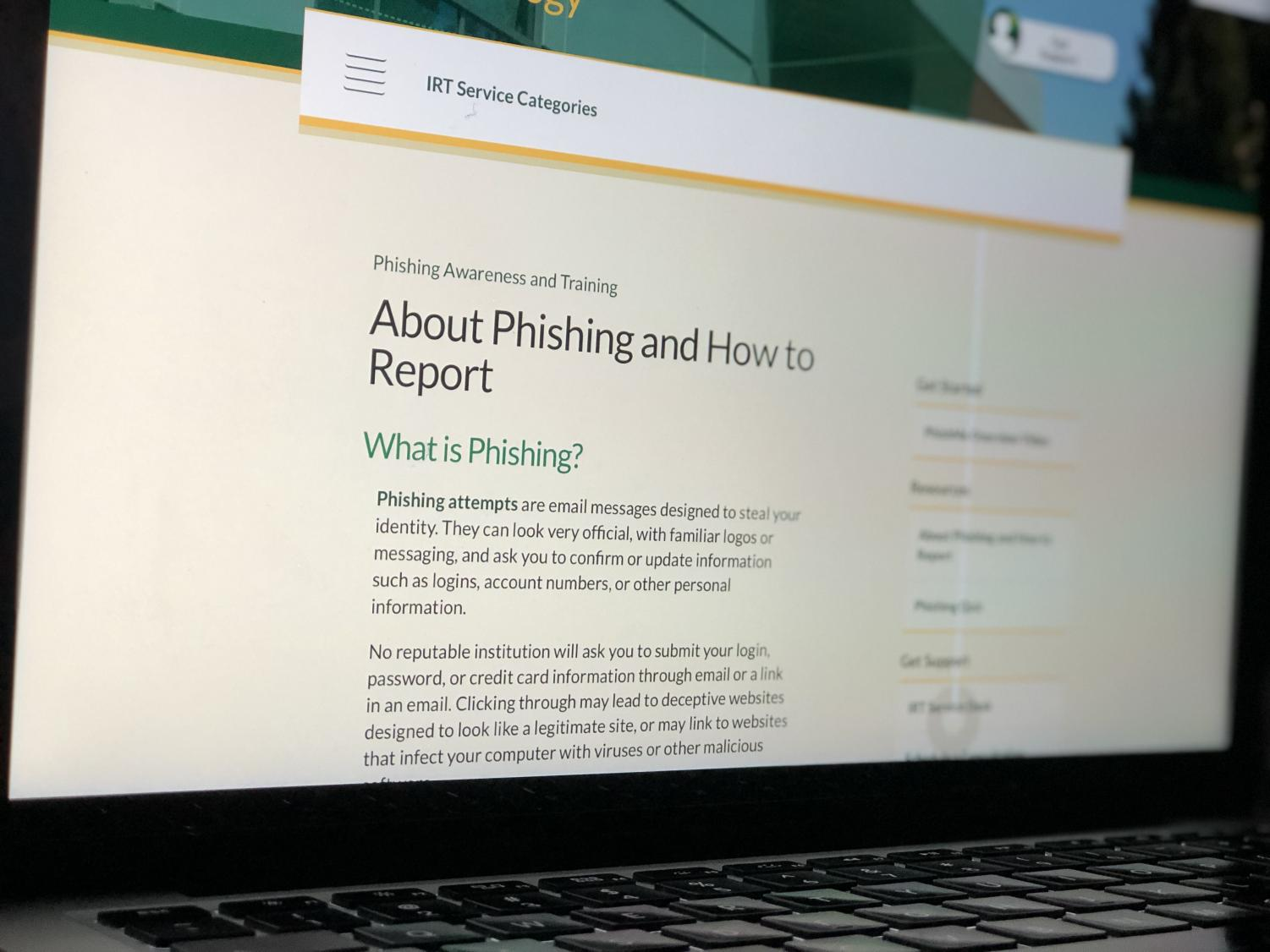 Recent phishing emails have infiltrated the email inboxes of the Sac State community. These emails have included gift card scams, Bitcoin demands and bomb threats.