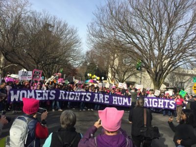 2019 Women's March gathers organizations in support of women's issues