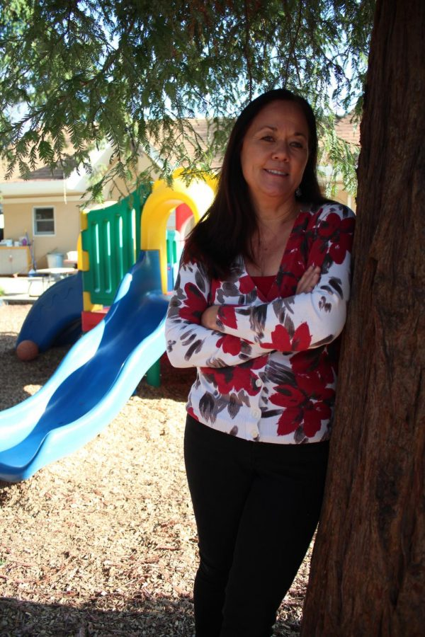 Sherry Velte, director of the Children's Center on campus, says that student parents are given priority over Sacramento State's faculty and staff for spots in child care because the program is funded by the student government.