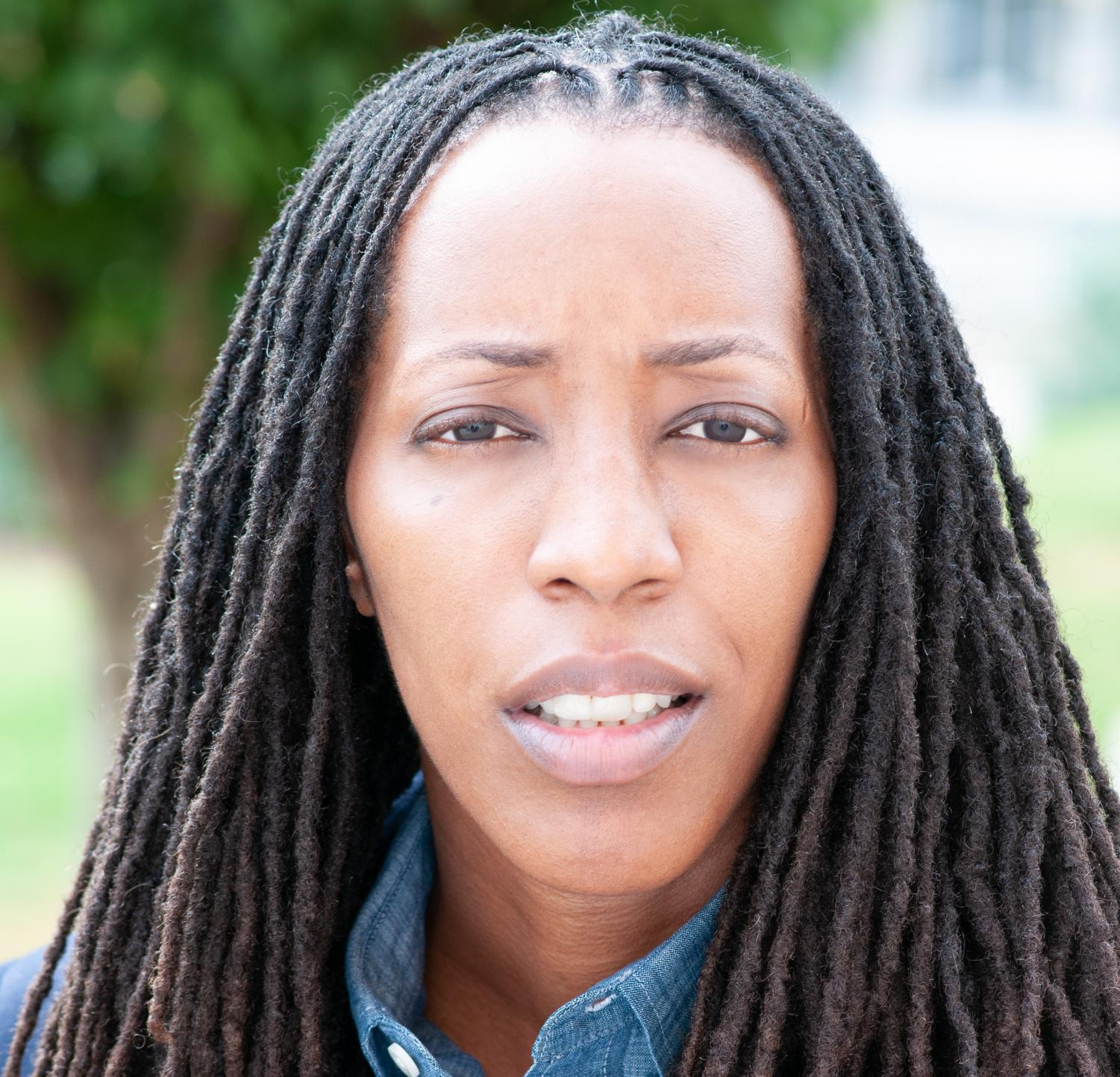 Bettina Love is an associate professor of Educational Theory and Practice and the creator of the hip-hop civics curriculum GET FREE. She is set to speak on campus Monday, Feb. 18 in the University Union Redwood Room at 3 p.m.