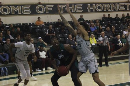 Marcus Graves records first triple-double in Sac State history