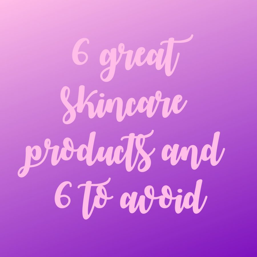 A+review+of+6+great+skincare+products+and+6+to+avoid.+After+only+a+few+weeks+of+using+the+items+on+the+yes+list%2C+Shiavon+started+to+have+clearer+skin.+