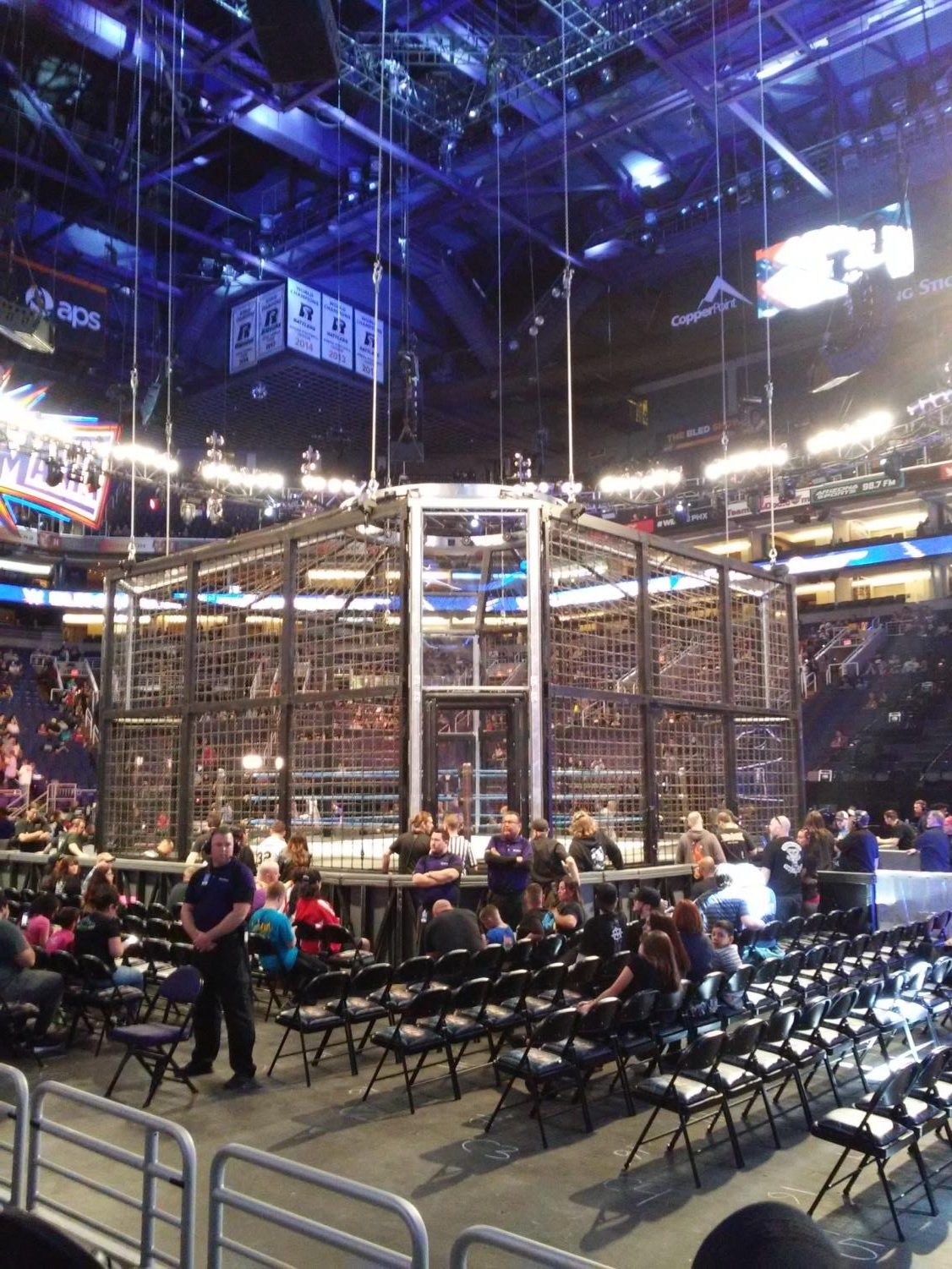 World Wrestling Entertainment put on their 10th annual Elimination Chamber pay-per-view, an event that over-delivered and ended with an instant classic.