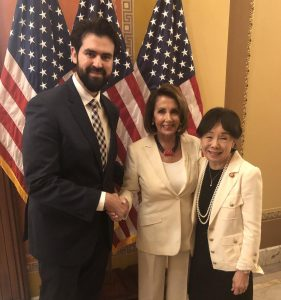 Congresswoman Matsui takes Sac State professor to State of the Union