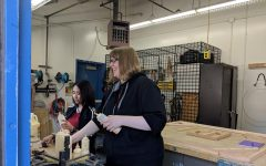 Art department renovations on hold again, students frustrated yet hopeful