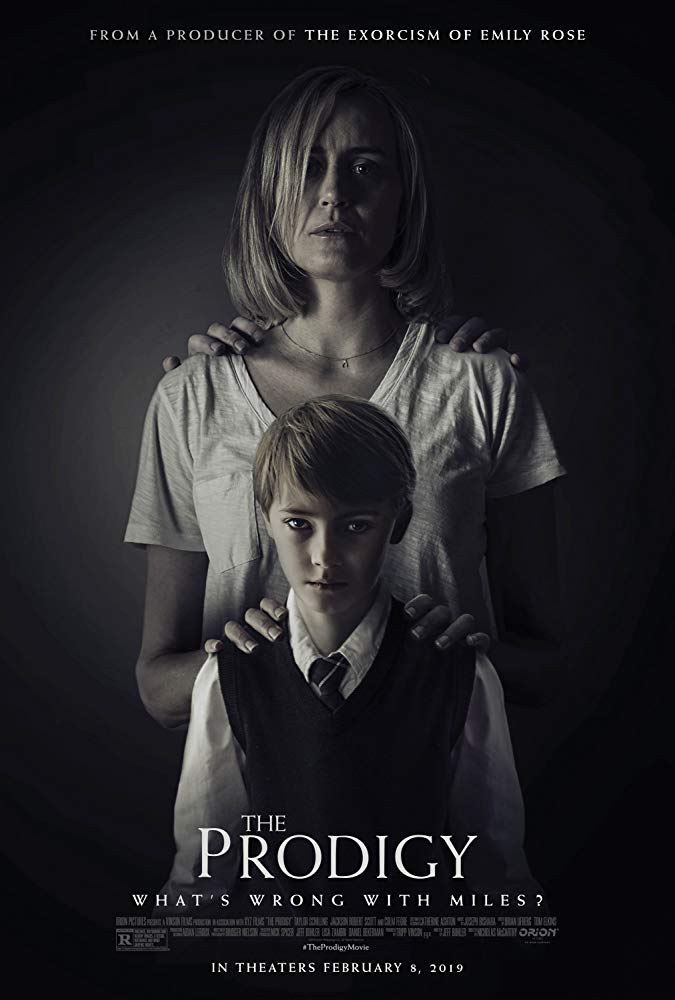 A story about a child who is connected to a serial killer. A movie that gives too much too soon.