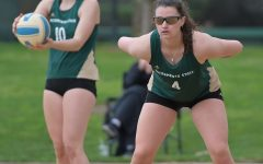 Sac State women's beach volleyball team swept at home opener