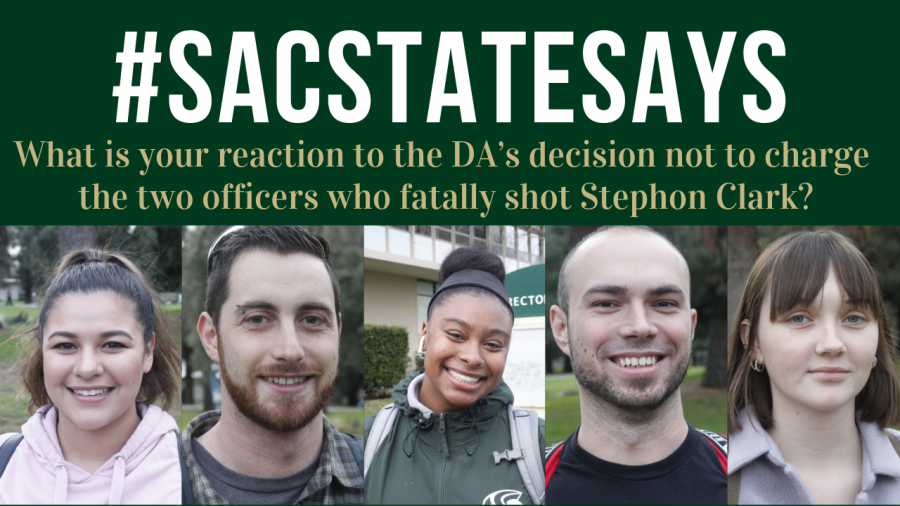#SacStateSays: Reactions to district attorney's Stephon Clark decision