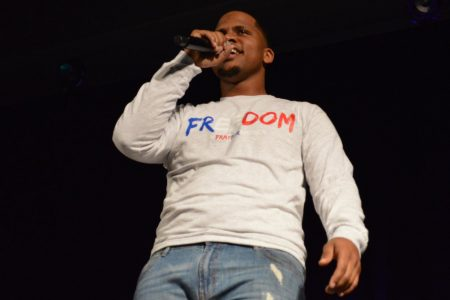 Alumnus, rapper Consci8us talks SAMMIES, career, philosophy, future