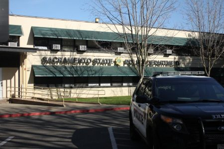 Man drives stolen CHP car to Sac State, police say