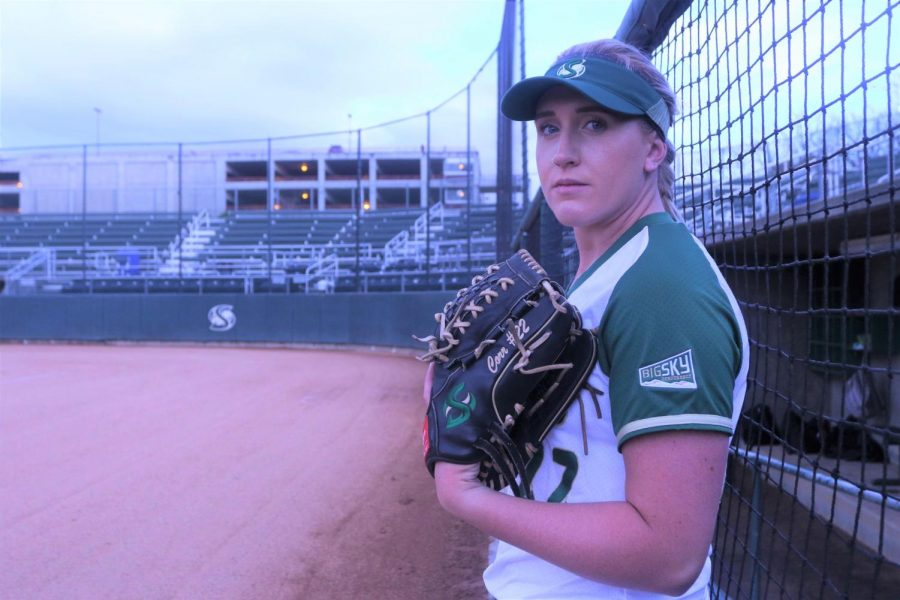 Sac+State+senior+right-handed+pitcher+Savanna+Corr+threw+the+second+perfect+game+in+the+program%27s+Div+1+era+against+Fairleigh+Dickinson+University+on+March+10.