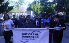 Sac State hosts eighth annual Out of the Darkness walk