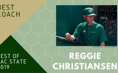 Sac State's Reggie Christiansen wins 2019 'Best Coach'