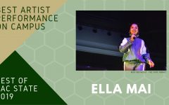 Ella Mai wins 'Best Artist Performance on Campus' at Sac State