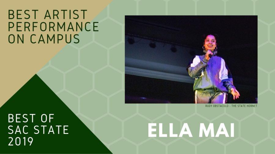 Ella+Mai+wins+%E2%80%98Best+Artist+Performance+on+Campus%E2%80%99+at+Sac+State