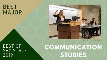Communication studies voted 2019 'Best Major' at Sac State