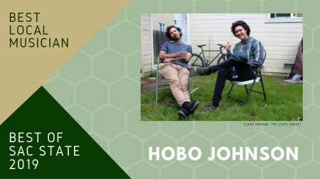 Sac State votes Hobo Johnson 2019 'Best Local Musician'