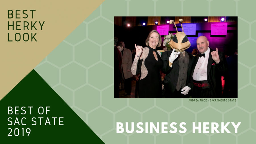 OPINION: Business Herky wins 'Best Herky Look,' because of course