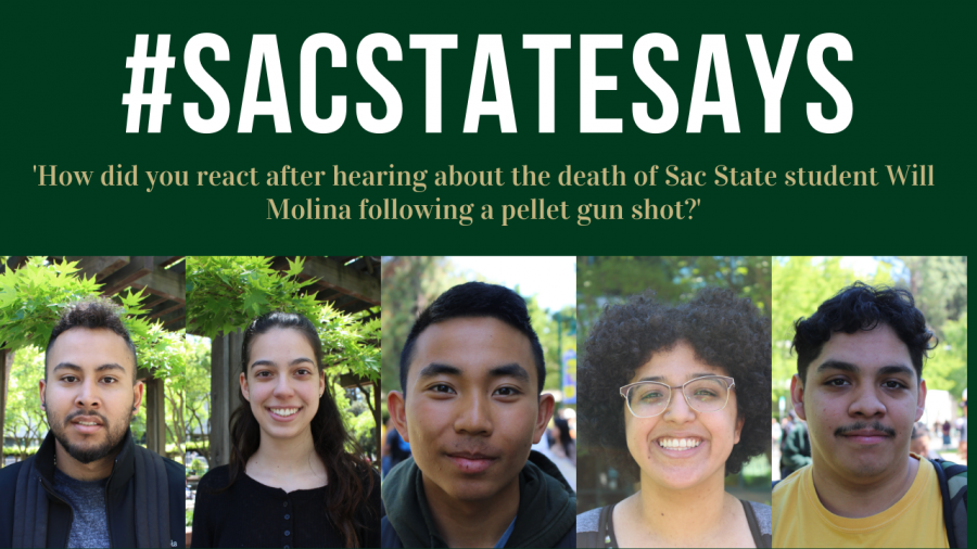 #SacStateSays: 'How did you react after hearing about the death of Sac State student William Molina?'