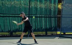 Sac State freshman from Norway leading men's tennis team