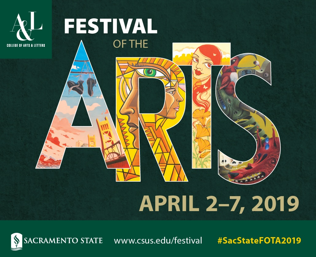 Festival of the Arts returns this week with schedule full of events going from Tuesday through Sunday. Faculty and staff have workshops, panels and discussions scheduled on campus and throughout the Sacramento community.