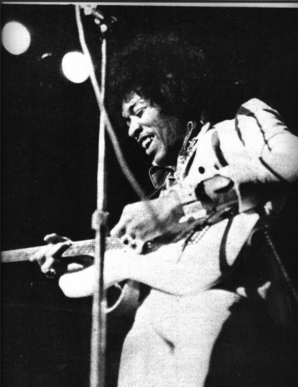 Jimi+Hendrix+performed+at+Sac+State+on+Feb.+4%2C+1968+in+the+men%27s+basketball+gymnasium.+He+sold+out+a+show+and+performed+to+a+crowd+of+over+3%2C000+in+a+room+that+only+fit+1%2C000.+