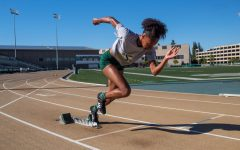 Q&A: Track and field athlete, Khala Clarke, spends her free time blogging