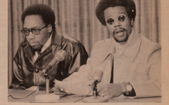 In a 50-year-old State Hornet story, black athletes describe how it felt being discriminated against on a college basketball team a year after the Civil Rights Movement ended. The athletes compiled a list of demands, which included the restructuring of the athletics program to include both black and white athletes in decision making.