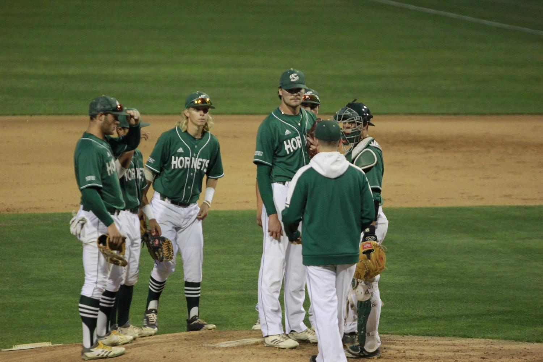 Sac State baseball team finishes regular season with 33-22