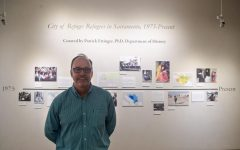 Sac State library exhibit showcases Sacramento refugee statistics