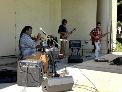 A Tribe Quartet plays 'Black American Music' at first Sac State Nooner