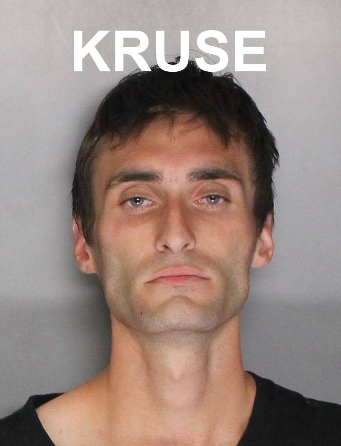 A+mugshot+of+Tyler+Kruse.+Kruse+was+arrested+earlier+this+month+after+harassing+residents+at+the+Upper+East+Side+Lofts.
