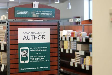 Hornet Bookstore reorganizes, leaves some Sac State students