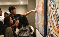 Sac State art gallery 'If Color Was Language' showcases graffiti and symbolic emotions