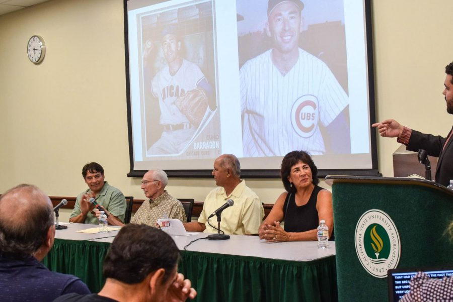 From+left%2C+Gerardo+Lopez%2C+Facundo+Barraga%CC%81n%2C+Eddie+Cervantes+and+Juanita+Ramirez+talk+about+their+experience+within+the+realm+of+Mexican+American+baseball+and+softball+history+in+Sacramento.