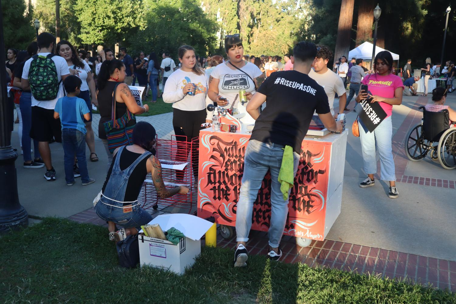 Sac State's Brown Issues honors victims of El Paso shooting